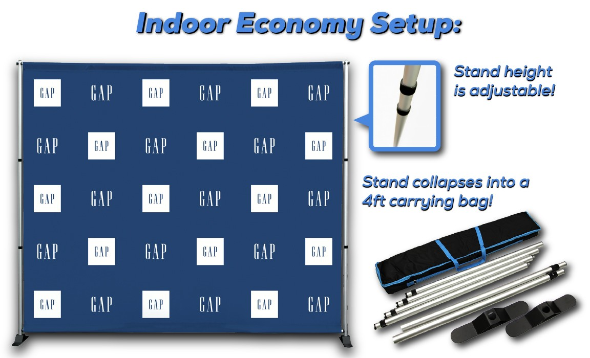 New Product! Indoor Economy® Display!