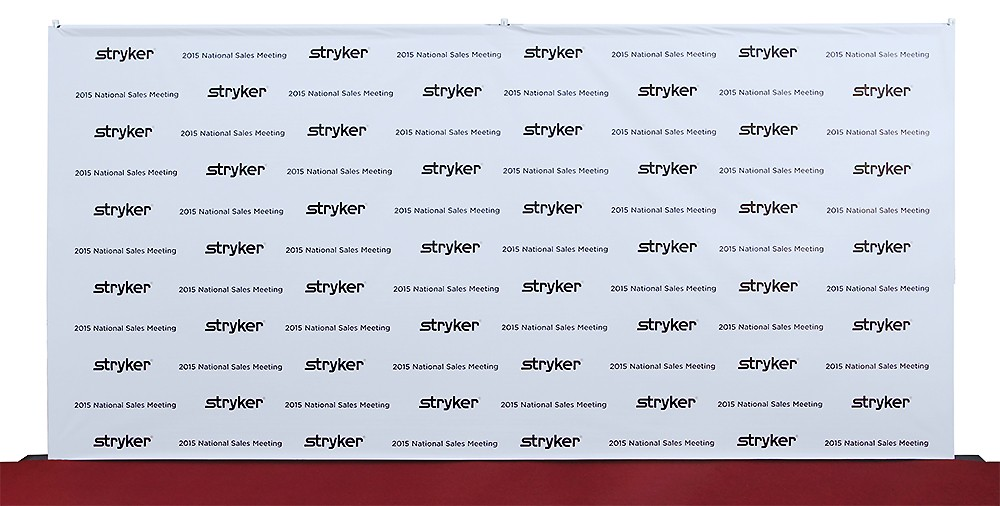 What Is a Step and Repeat Banner?