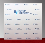 8x8 retractable banner