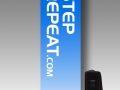 deluxe 600 retractable banner